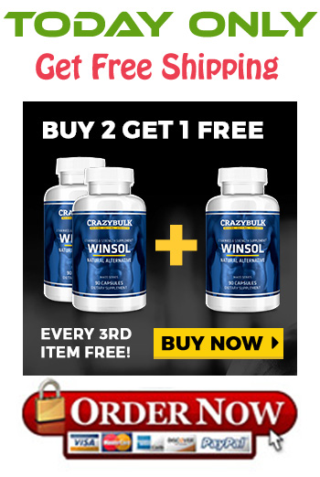 Winsol Discount Offer
